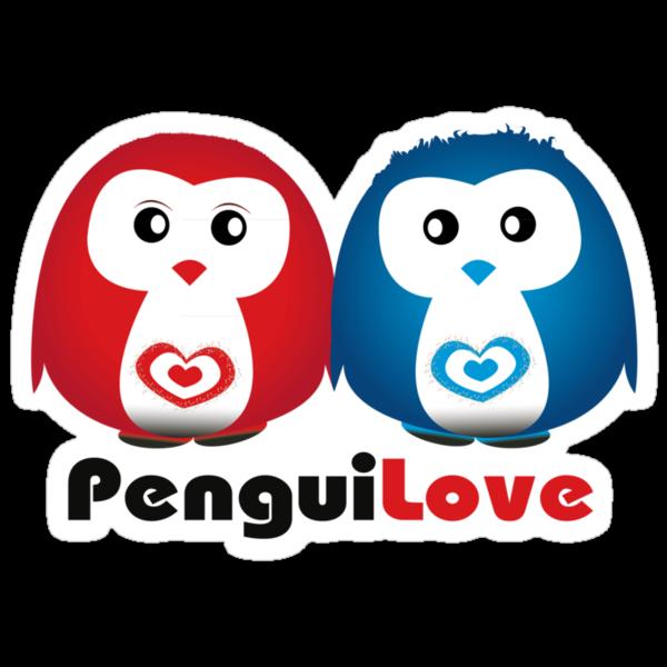 PenguiLove2 by idGee Designs