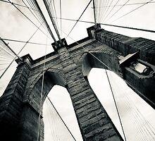 Brooklyn Bridge, New York City by danwa