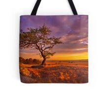 """""""Day's End At The Rocks"""" Tote Bag"""