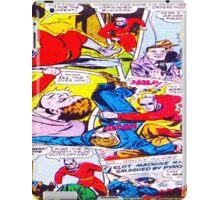 Comic cartoon iPad Case/Skin