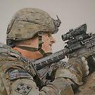 The Rifleman by Gary Fernandez