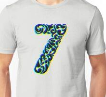 Magic Number Seven (7) Unisex T-Shirt