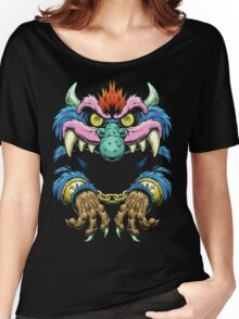 PET MONSTER Women's Relaxed Fit T-Shirt