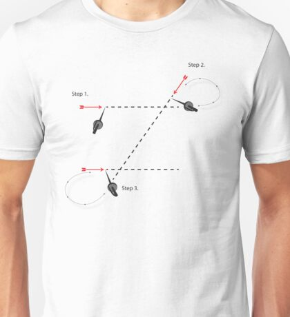 Zorro Guidelines Unisex T-Shirt
