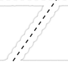 Zorro Guidelines Sticker