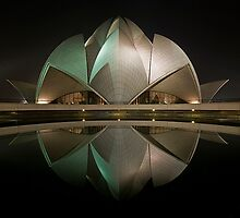 Temple of Mirrors by Babul Bhatt