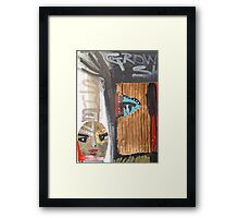 grow to show detail Framed Print
