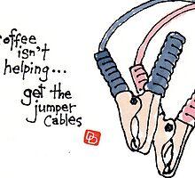 When Coffee Isn't Enough by dosankodebbie