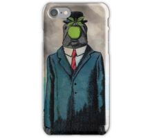The Son Of Manatee iPhone Case/Skin