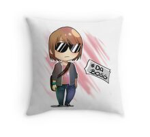 MAX THE BOSS Throw Pillow