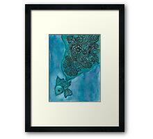 Aquatic Dreams Framed Print