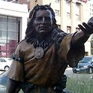 Why? where is my land, my people and my heritage?  Give it back….. by Jane Neill-Hancock
