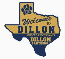 Welcome To Dillon! Kids Tee