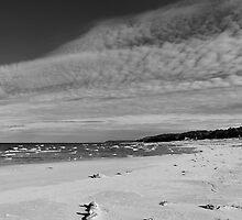 Onekama, Michigan Beach by North22Gallery