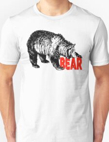 BEAR CUB CLUB Unisex T-Shirt