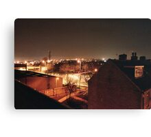 Long Night Canvas Print
