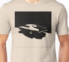 Mercury Marauder,  1969 - Black on light Unisex T-Shirt