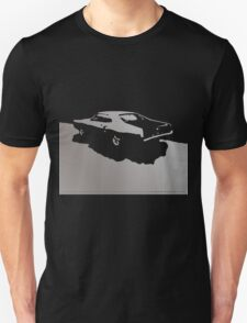 Mercury Marauder,  1969 - Gray on black T-Shirt