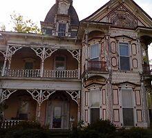 Mansion 1885 by WildestArt