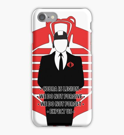 We Are Cobra Iphone case iPhone Case/Skin