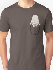Akamaru in your Pocket! - Naruto T-Shirt