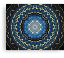 Science Fiction Abstract Pattern 2 Canvas Print