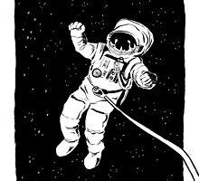 Astronaut by esa tia bizarra