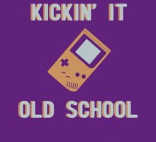 Kickin' It Old School by skycrush777