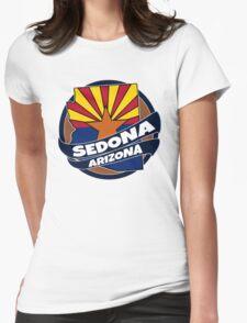 Sedona Arizona flag burst T-Shirt