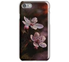 Antique Blossoms iPhone Case iPhone Case/Skin