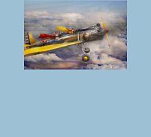 Flying Pig - Plane -The joy ride T-Shirt