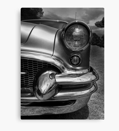The Buick Canvas Print