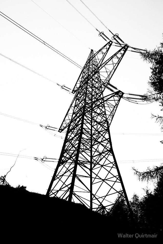 Power Tower by Walter Quirtmair
