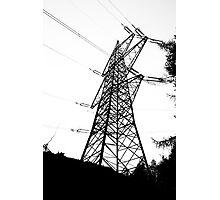 Power Tower Photographic Print