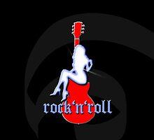 rock'n'roll by krassrocks