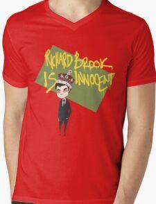 No Rush Mens V-Neck T-Shirt