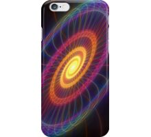 Of Cirlces and Spirals - Fractal Art iPhone/iPod case iPhone Case/Skin