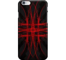 The Red - Fractal Art iPhone/iPod Case iPhone Case/Skin