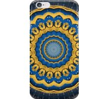 Science Fiction Abstract Pattern 3 iPhone Case/Skin