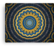 Science Fiction Abstract Pattern 3 Canvas Print