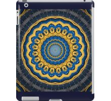 Science Fiction Abstract Pattern 3 iPad Case/Skin