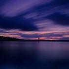 Last Light, Smiths Lake by bazcelt
