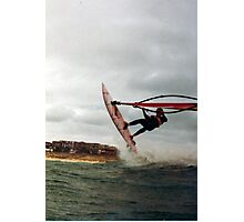 THE JUMPER Photographic Print