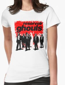 RESERVOIR GHOULS Womens Fitted T-Shirt