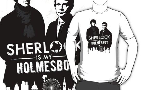 Sherlock  by Tom Trager