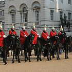 Household Cavalry by Touchstone21