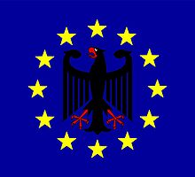 New EU flag (if you just read...) by João Figueiredo