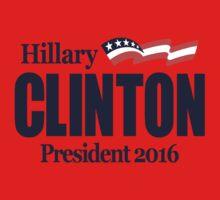 Clinton 16 Kids Tee