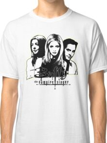 A Trio of Scoobies (Willow, Buffy & Xander) Classic T-Shirt