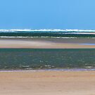 Murray Mouth Pano by KathyT